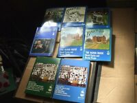 COLLECTION OF 14 BYGONES BOOKS