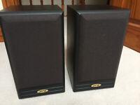 JPW Mini Monitors, model ML310, great speakers, fab sound. vvgc!