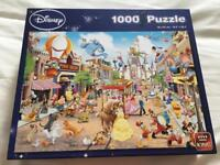 Disney 1000 jigsaw - magic kingdom