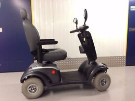 Kymco EQ40BC Maxi 8MPH Mobility Scooter - 2012