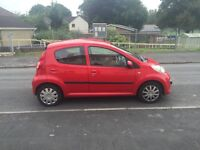 Peugeot 107 5 door super low tax insurance & great on fuel ,fsh ,px welcome