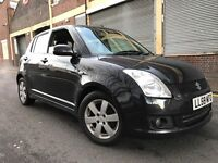 Suzuki Swift 2009 1.5 GLX 5 door FULL SERVICE HISTORY, 2 KEYS, 6 MONTHS WARRANTY, LOW MILES