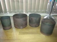 Oil Aga Burner Shell Set (55#)