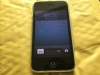 iPhone 3G 8Agb black ( O3 and giffgaff)