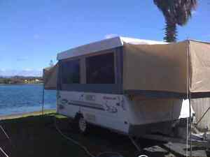 Jayco Swan caravan 2002 Ormiston Redland Area Preview