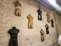 Mannequin torsos