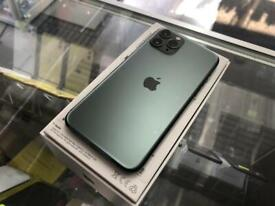 iPhone 11 Pro 64GB Unlocked Grade A Midnight Green + Warranty ✅