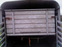 Sheep Decks For 10 x 6 Ifor Williams Cattle Trailer in V.Good Condition