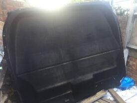 Ford Transit Metal Bulkhead (MK6 / 2013)