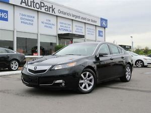2013 Acura TL Tech PKG| Navi| Sunroof| bluetooth| Heated leather