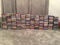 Wholesale joblot dvds approx 550 no copys or doubles