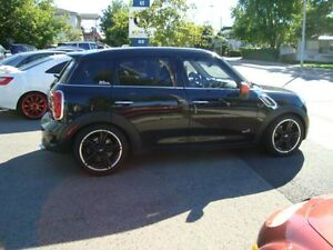 2011 Mini Cooper Countryman S JOHN COOPER WORKS PACKAGE