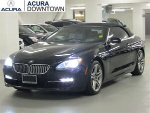 2012 BMW 650 i SOLD - Delivered /Convertible/No Accident/6Spd M