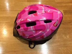 Girls Cycle Helmet (Bell)
