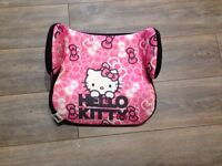 Hello Kitty Booster Seat In Good Condition in BS3 Area of Bristol
