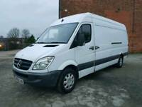 2009 MERCEDES SPRINTER 311CDI LWB 6SPEED MANUAL 110BHP IN GOOD CONDITION STARTS AND DRIVES VERY GOOD