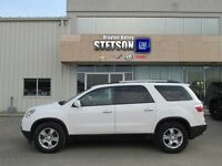 2012 GMC Acadia SLE AWD LOW KMS Bluetooth Bucket Seats Remote St