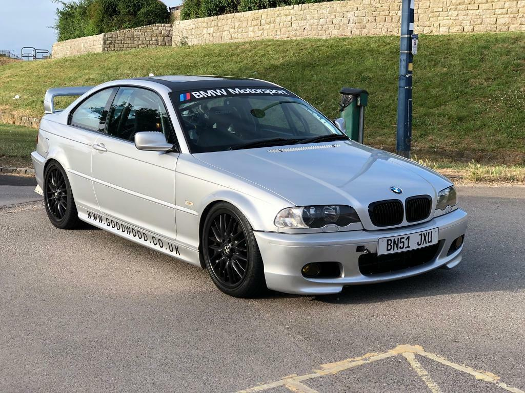 Bmw 330 Ci E46 Fast Road Track Drift Car Fresh Build In Cosham