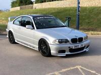 BMW 330 ci E46 Fast Road Track Drift car Fresh Build!!