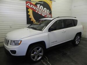 2011 Jeep Compass Limited 4x4, Bancs chauffants
