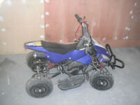 Childs Quad bike for spares or repair.