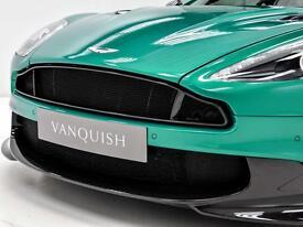 Aston Martin Vanquish V12 S (green) 2017-01-24