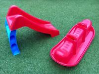 Toddlers First Slide and See Saw Rocker COLLECT LEEDS
