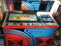 1976 ROCK-OLA 160 SELECTION JUKE BOX PERFECT WORKING ORDER 470