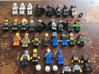 Lego figures 29 Star Wars and more