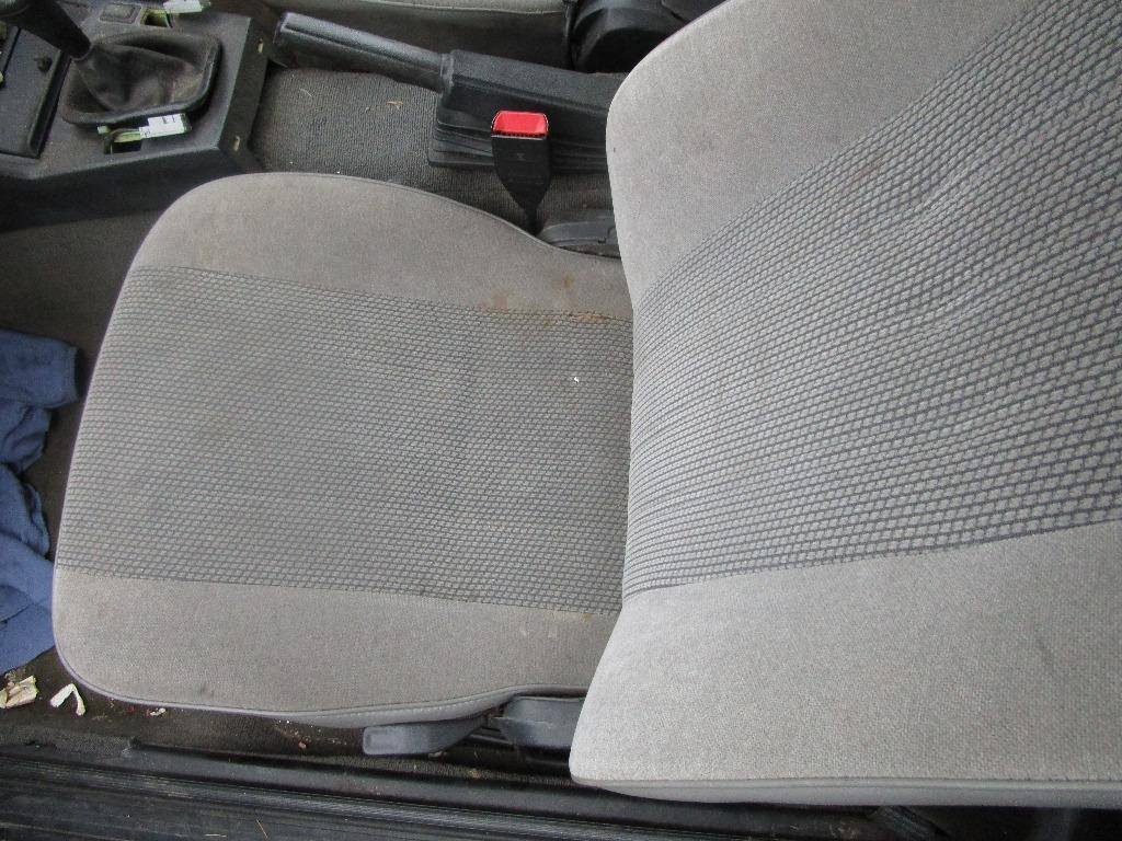 Bmw E30 Dark Grey Cloth Passengers Seat Amp Headrest In