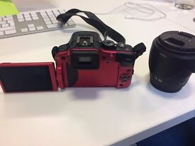 Lumix G Camera-RED *PRICE REDUCED*