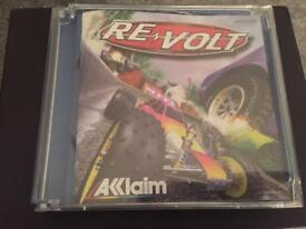Re-bolt Sega dreamcast game