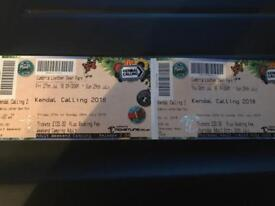 Kendal Calling Thursday and Weekend Ticket