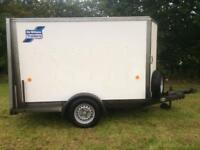 Ifor Williams BV84G Box Trailer Camping Carboot Storage Campervan 1292KG Trailor