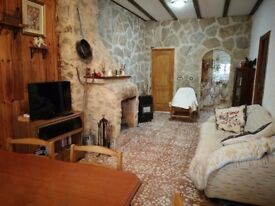 Charming house in Spanish mountains for sale