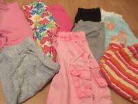 Girls summer bundle 4-7 years