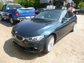 BMW 420D - FM14KHZ - DIRECT FROM INS