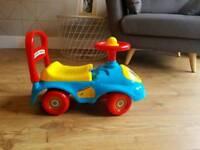 My First Rideion Car