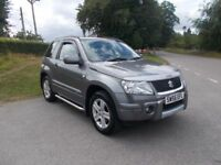 2006 56 SUZUKI GRAND VITARA 1.6 VVTI 3 DOOR 4X4 CALL 07791629657
