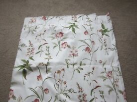 Dunelm 2 pairs curtains VGC
