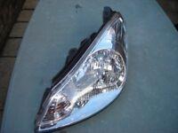 Hyundai i10 Classic, Headlight, Left Hand,