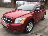 Stunning 2009 59 Dodge Caliber 2.0Crdi Sxt **2 Owners+History+Leather+Mega Spec**