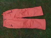 Ski pants Size 152