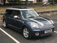 MINI COOPER CLUBMAN £4499*PANORAMIC ROOF*TAN LEATHER INTERIOR*LONG MOT*PX WELCOME*DELIVERY