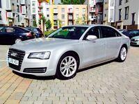 Audi A8L 3.0 TDI ( LWB ) Full service history. 1 owner *hpi clear *