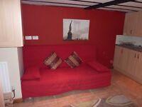 Ikea Lovas Double Sofa Bed