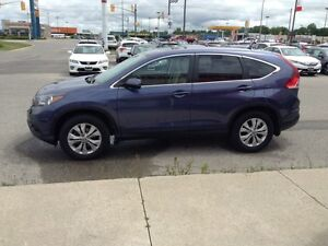 2014 Honda CR-V EX London Ontario image 2