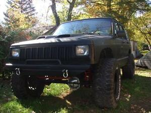 1996 Jeep XJ Part Out
