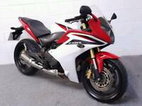 2012 HONDA CBR600F ABS ONE OWNER FSH VERY CLEAN
