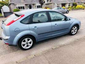 Automatic ! Full Years MOT July 2019 No Advisory ! 2006 Ford Focus Zetec Climate 1.6 FSH. £1750